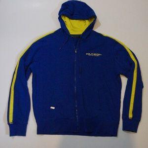 Ralph Lauren Polo Sport Full Zip Hoodie Mens